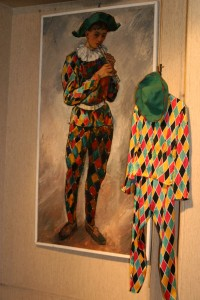 Exposition - Arlequin