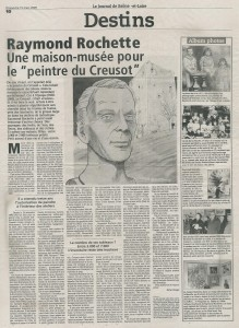 Article JSL 15 mars 2009